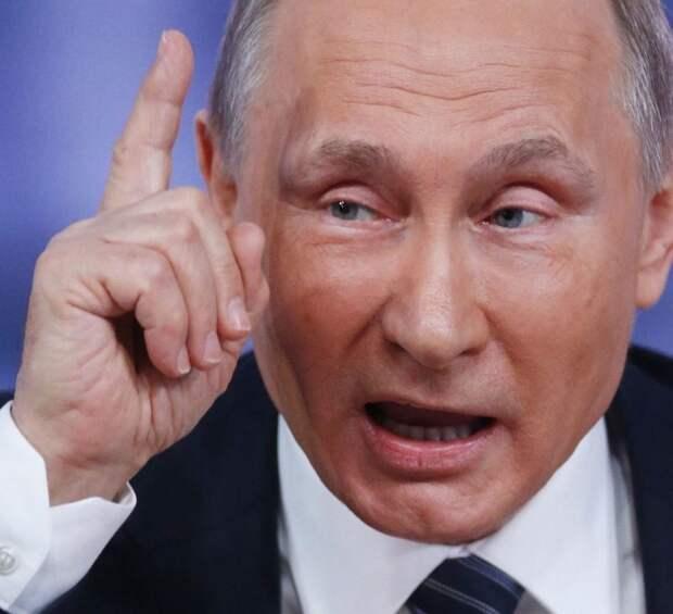 Какую фразу Путина россияне назвали самой крылатой?