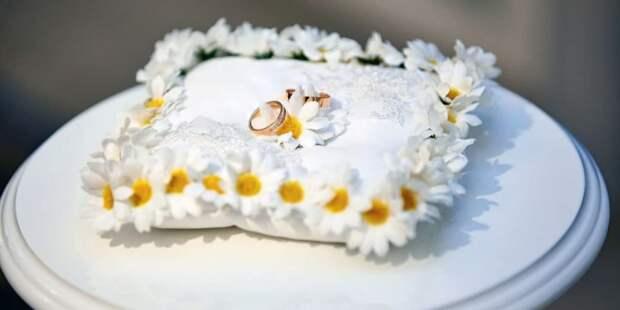 Собянин открыл Дворец бракосочетания № 4 в Савеловском районе после капремонтаФото: М. Денисов mos.ru