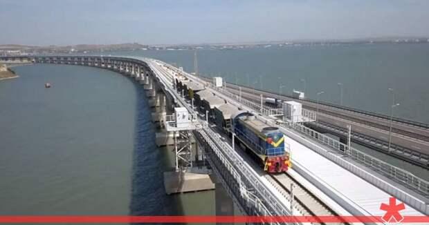 Сахар и макарошки: что подешевеет в Крыму после открытия железной дороги