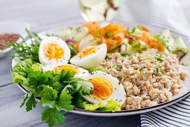Диета «Пятнашки» — легкий способ питаться правильно и худеть. Уходит до 9 кг за 2 недели