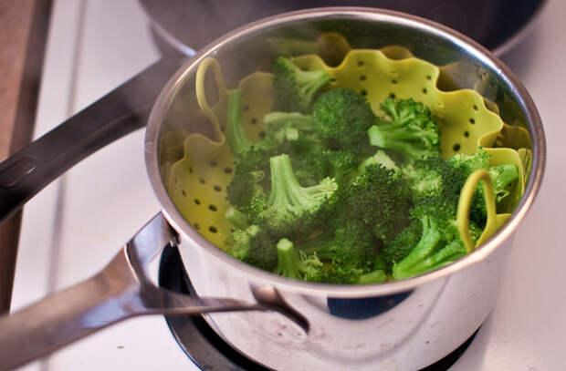 Брокколи: 6 секретов готовки, чтобы внутри остались все витамины