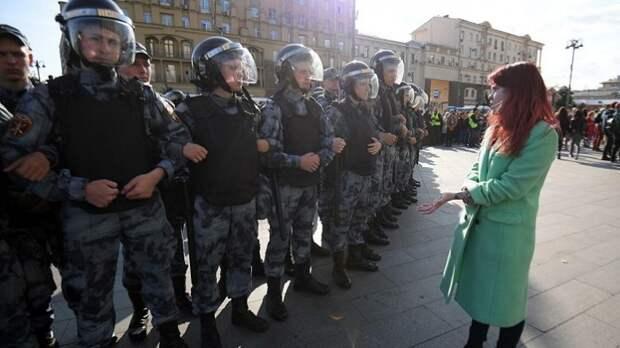 Свобода победила протест. Что произошло в Москве