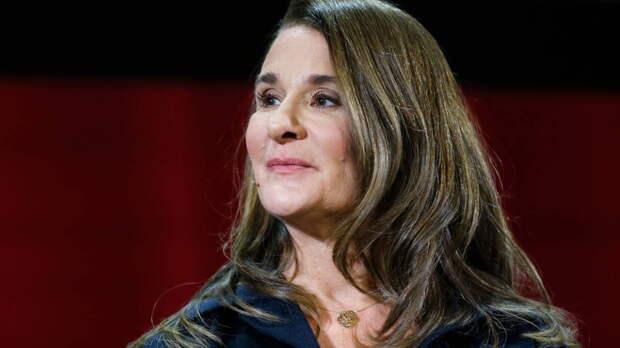 Акции на огромную сумму получила после развода экс-жена Билла Гейтса
