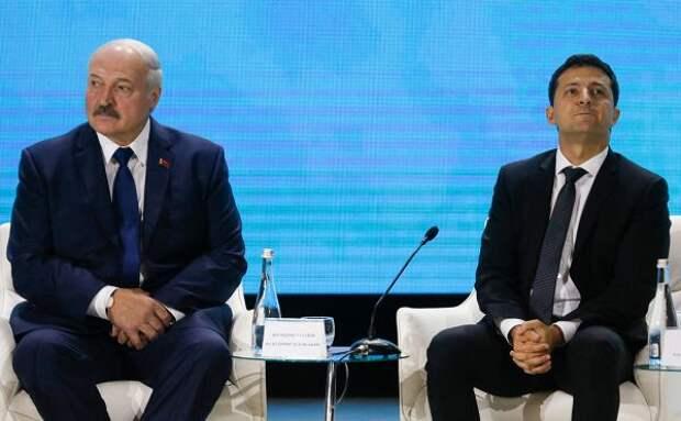 Лукашенко вспомнил всех президентов Украины, кроме Зеленского
