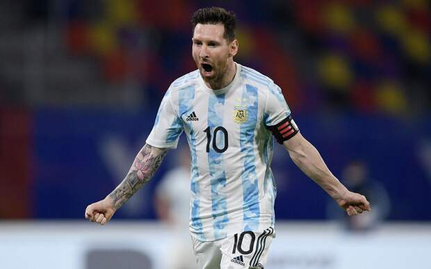 Гол Месси не помог Аргентине обыграть Чили в отборе к ЧМ-2022
