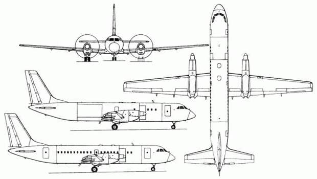 Самолет Ил-114 – машина с неопределенным будущим