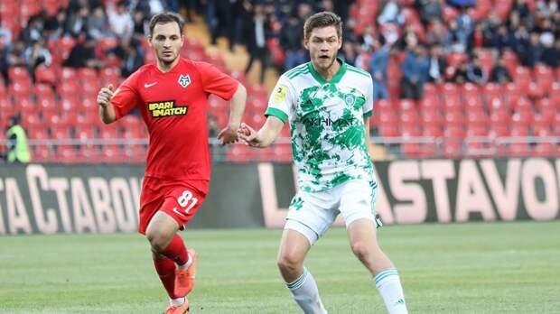 «Ахмат» победил «Тамбов» в матче РПЛ