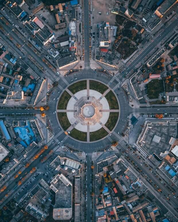 Архитектура и городские пейзажи на снимках Стеллы Ян
