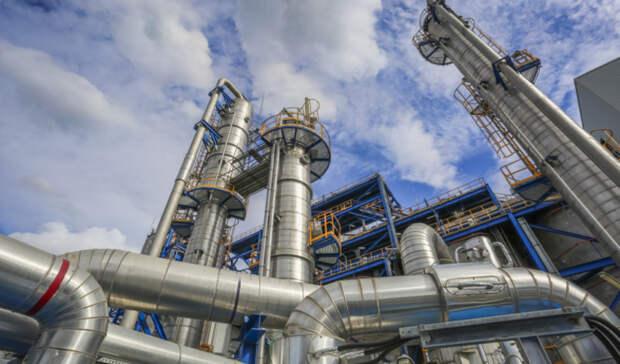 Российские компании нарастили выпуск бензина