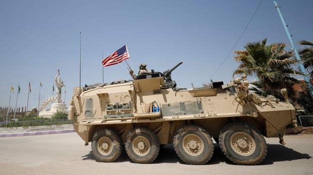 Безвыходное положение: зачем Пентагон намерен оставить в Сирии около полутысячи военнослужащих
