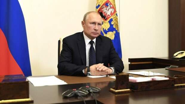 Пандемия не остановила Россию, и она рвётся вперёд. Самое важное в обращении Путина