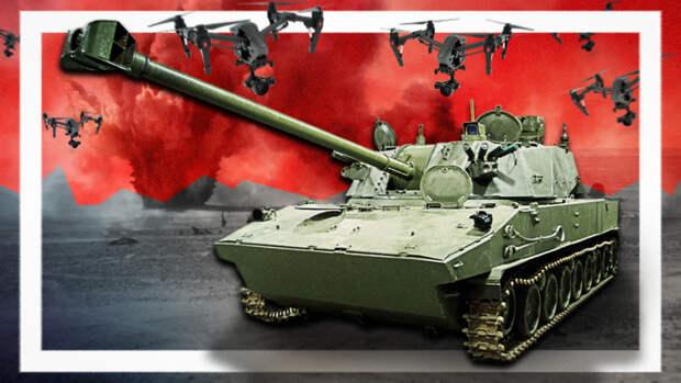"Баранец объяснил охоту США за самоходкой ""Акация"" после развала СССР"