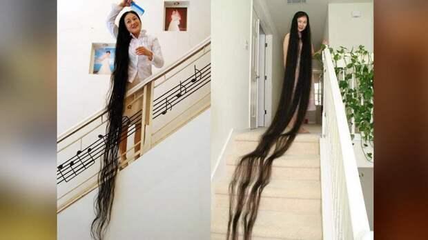 Современная Рапунцель: на какие жертвы идут ради самых длинных волос