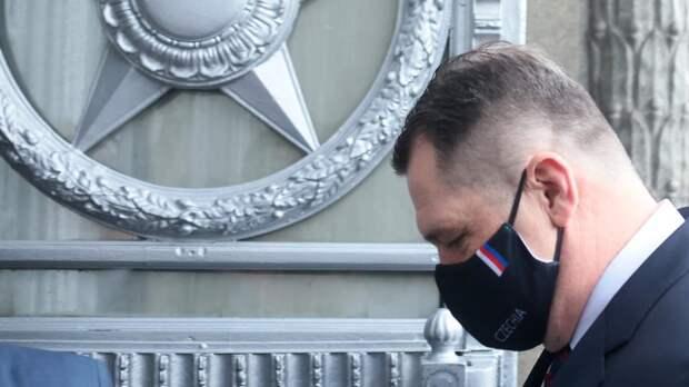 Посол Чехии в РФ растерялся после объявления страны недружественной
