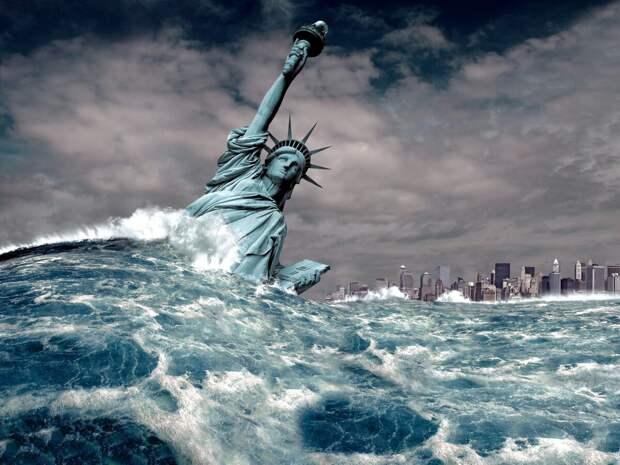 Смыть США цунами. Реальный проект академика Сахарова