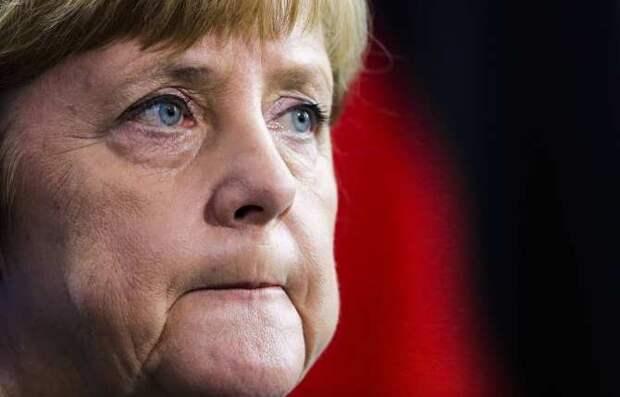 Меркель засадила «нож в спину» США
