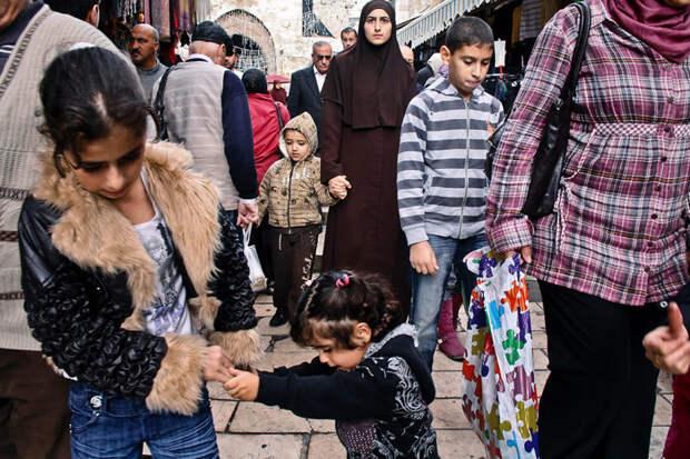 У Дамасских ворот Иерусалима красота, путешествия, фото