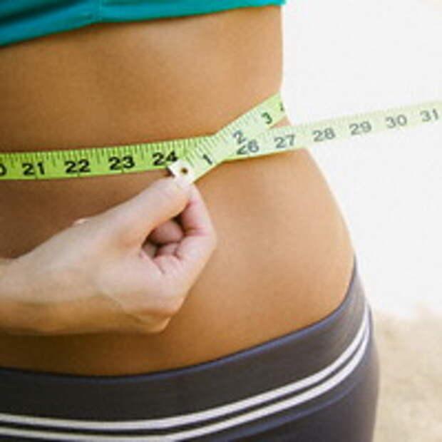 12 основных правил похудения