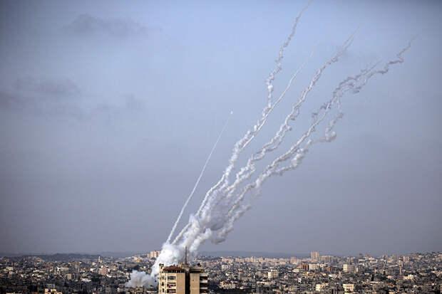 Радикалы ХАМАС нанесли удар по израильскому химзаводу
