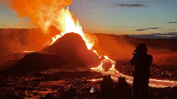 Проснувшийся вулкан поднял спрос на недвижимость около него