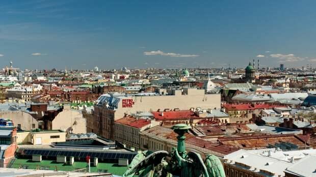 Петербуржцам сообщили о погоде на День города