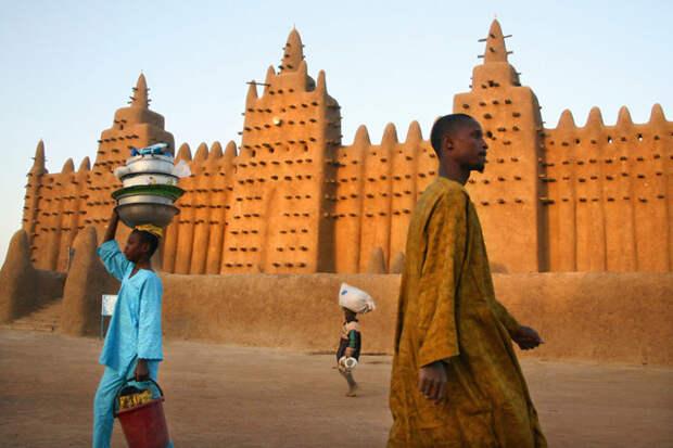 Невероятный город Дженне, Мали красота, путешествия, фото