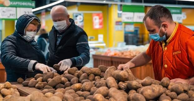 Финансовый кризис затронул 53% россиян