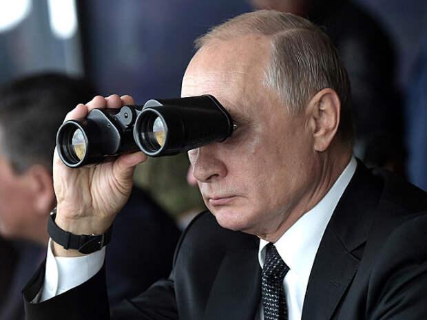 В Туве дети из «Юнармии», поздравляя Путина, встали на колени