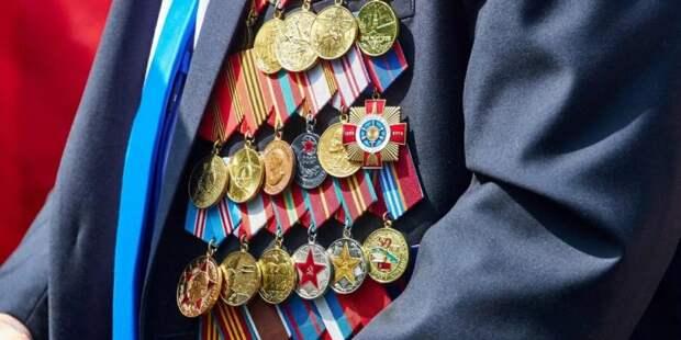 Собянин в рамках дистанционного общения поздравил ветеранов с Днем Победы / Фото: mos.ru