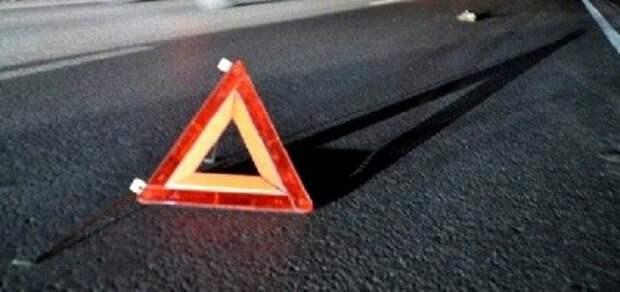 Под Луганском автомобиль насмерть сбил пешехода