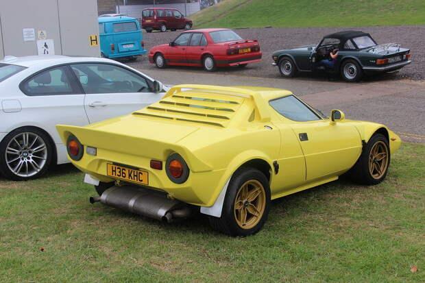 Первая раллийная. Как Lancia Stratos всех уделала, но не выжила (20+ ФОТО)