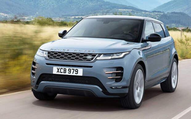 Новый Range Rover Evoque: почти Velar, но только дешевле