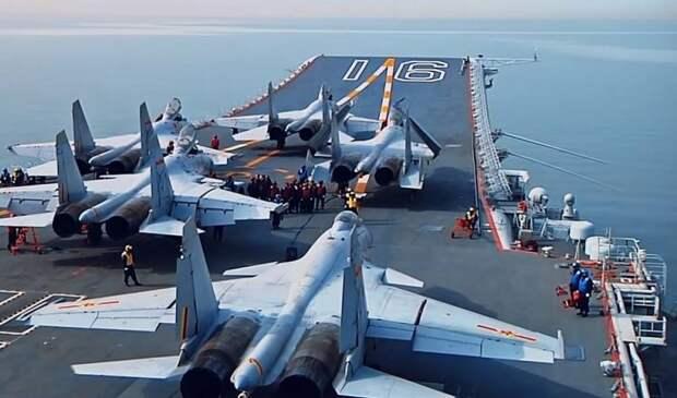 Китай движется к силовому решению вопроса Тайваня и спорных островов