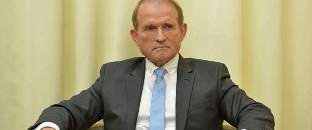 Виктор Медведчук назвал обвинения против него политической расправой