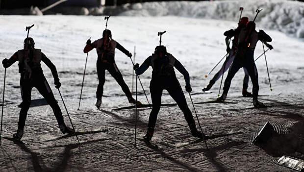 IBU полностью оправдал 22 из 29 российских биатлонистов