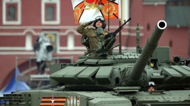 Авторы Sohu назвали самую впечатляющую военную технику на параде Победы