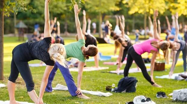 Бесплатные фитнес-парки предложено открыть по всей России