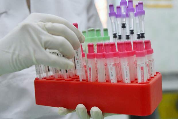 В России за сутки выявили 27002 заражённых COVID-19