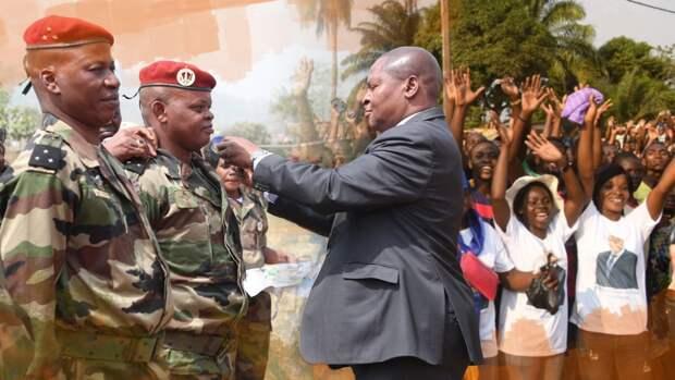 Военные успехи и рост экономики: как президент Туадера изменил жизнь ЦАР
