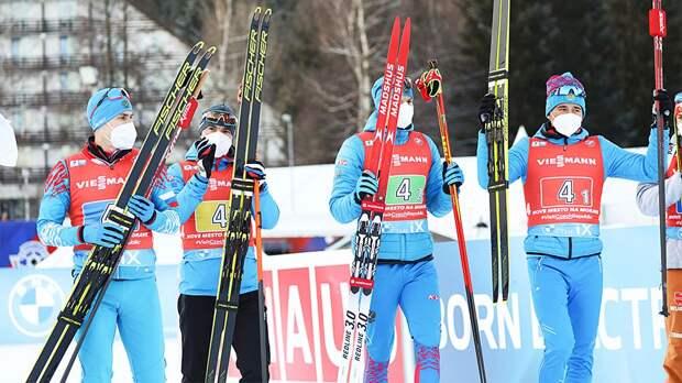 Латыпов снова герой эстафеты для биатлонной России — у нас серебро. И это сенсация: что произошло