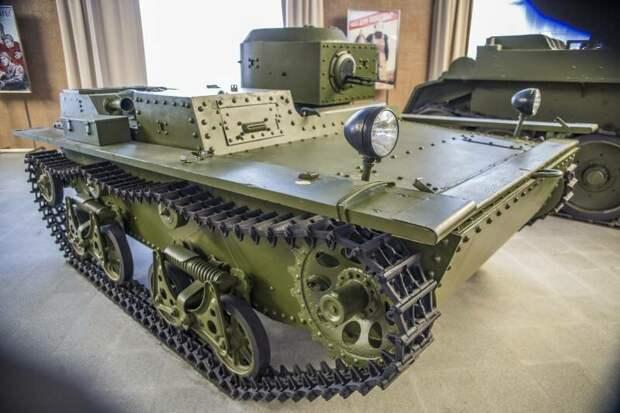 Рассказы об оружии. Малый плавающий танк Т-38 рассказы об оружии, страницы истории, танк Т-38