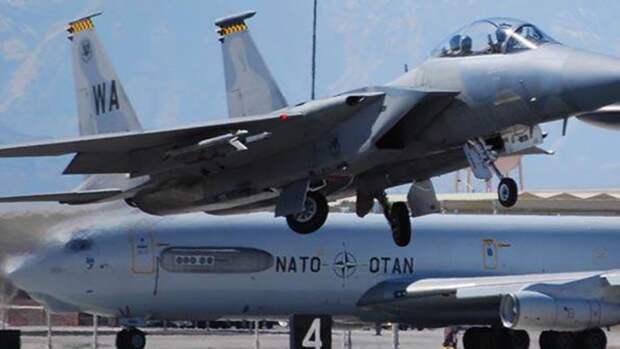 В Белоруссии рассказали, какой характер носят демонстративные полеты авиации НАТО