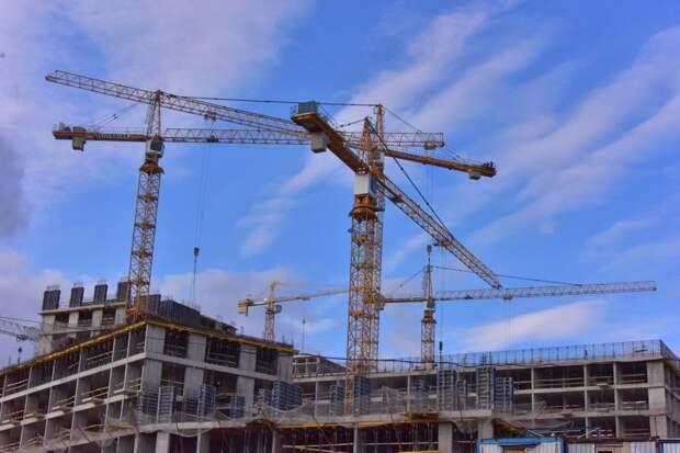 Строительство жилого комплекса началось на Михалковской
