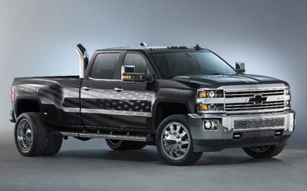 Чистая мощь: GM выпустит короля среди дизельных пикапов
