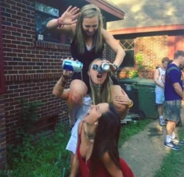 Пьяные и смешные (23 фото)
