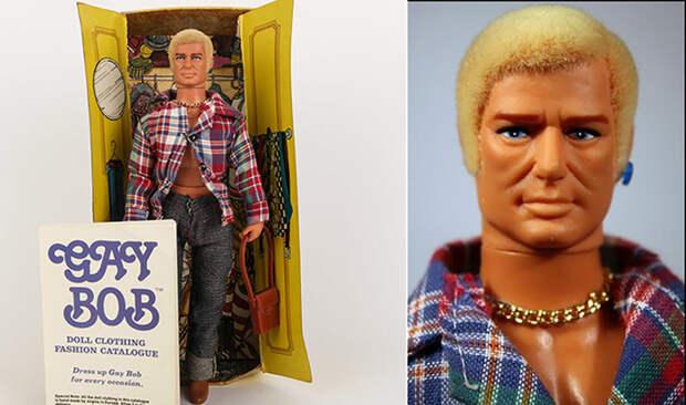 Кукла Гей Боб.