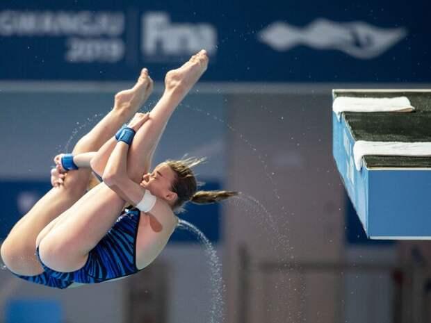 Российские прыгуньи в воду Беляева и Тимошинина победили на чемпионате Европы