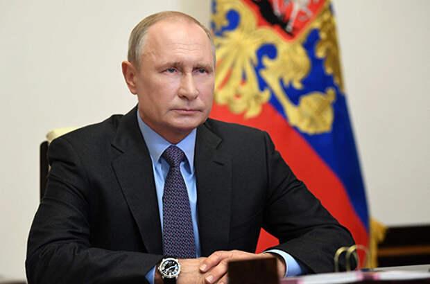 Путин отметил востребованную работу еврейских религиозных организаций