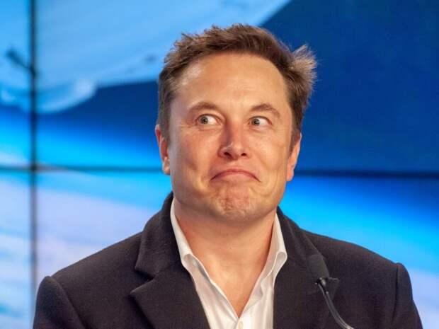 Состояние Илона Маска сократилось на $20 миллиардов после одного твита