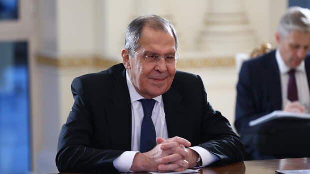 Лавров прибыл в Минск с приветом от Путина. Досталось и США